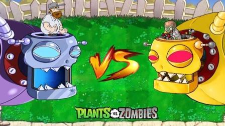 戴夫与僵尸博士对拼,场面异常刺激,最后谁能胜利呢?