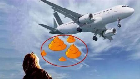 """飞机上的排泄物都去哪了?难不成真是""""一泻千里"""",机长告诉你"""