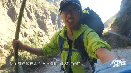 在尼泊尔ACT环线徒步,峡谷落差上千米,感觉像回到了横断山脉