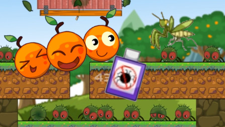 除虫大师:害虫休得意 杀虫剂登场!爆笑阿布解说