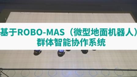 基于ROBO-MAS(微型地面机器人)群体智能协作系统