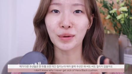 韩国化妆教程:ARANG的甜美日常妆容教学!