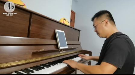 《爱一个人好难》钢琴版,聆听回味经典怀旧金曲