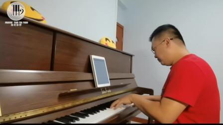 《风居住的街道》钢琴版,聆听回味经典怀旧金曲