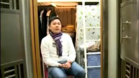 租房住还是储钱买楼困扰不少香港人, 仅100呎劏房月租3000元!