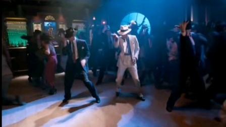 杰克逊这段太空舞真经典