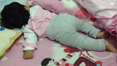 """""""孩子玩累了自己睡"""",妈妈引以为傲的哄睡方式,没想到却坑了娃"""