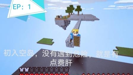 空岛生存EP:1 初入空岛