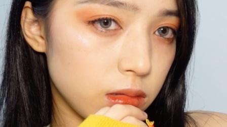 超撩人的狐狸眼 妆教程_学生党平价妆容