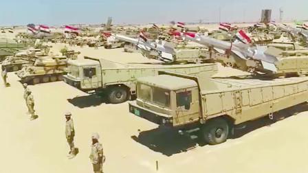 埃及陆空军实力强劲,武器竟是美国免费送的,还有这么好的事