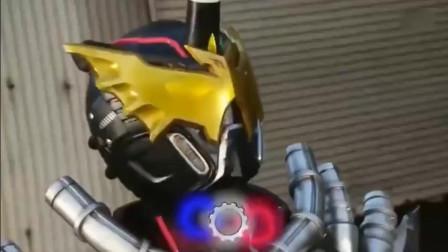 假面骑士:气泡Build大战夜霸,老实人也怕了!