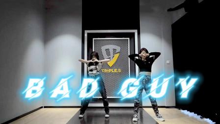 《badguy》卡点舞蹈,超酷的原创编舞,真的太帅了!