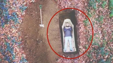 尸体埋进土里会发生什么?看完过程后明白,入土为安都是骗人的!