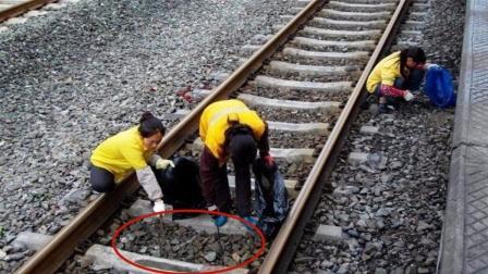 """为何火车上的粪便直接排到铁轨?不担心""""屎尿横飞""""吗?看完明白"""