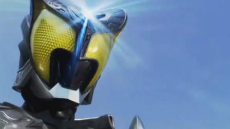 假面骑士:取下头盔,那才叫逼格!