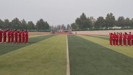 济南市第二老年大学太极组合套路
