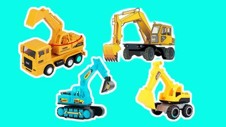 汽车工程车游戏视频