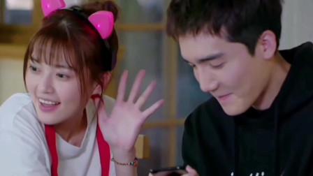 最亲爱的你学长对林小纯一见钟情,甜甜的恋爱要来了