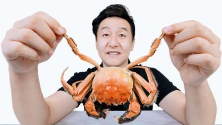 吃淘宝销量前5的大闸蟹,称完重量后,气得想骂娘