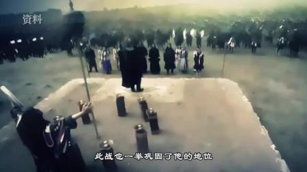 """此人初登帝位便斩杀军中70余名大将,结果被称为""""五代第一明君"""""""