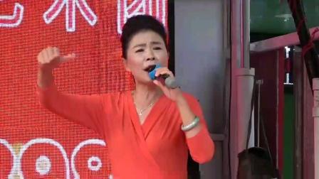 何菊梅演唱越调《收姜维》选段