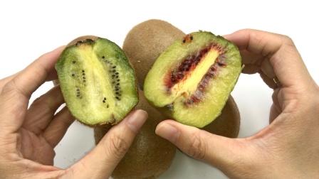 红心猕猴桃和绿心猕猴桃,哪个更有营养?老果农说出实情,都学学