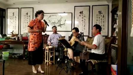 (诗文会)张立华唱,张红军京胡,鼓师陈刚,月琴高明