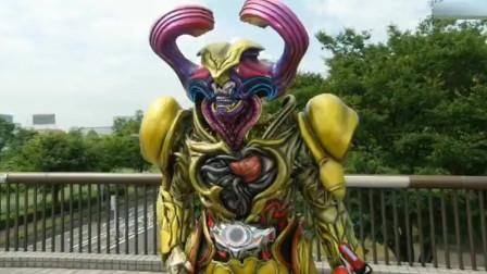 假面骑士:外观太丑,变身减肥,另类的变身!
