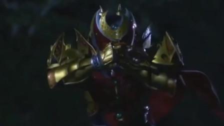 假面骑士:为了应对巨大的邪恶骑士,只能自己变身魔物了!