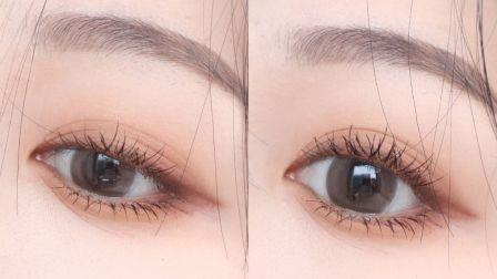 初秋日系消肿眼妆 打造干净眼 妆的五个技巧