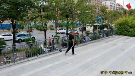 大疆无人机跟拍(深圳宝安中洲购物中心)2020.9.26
