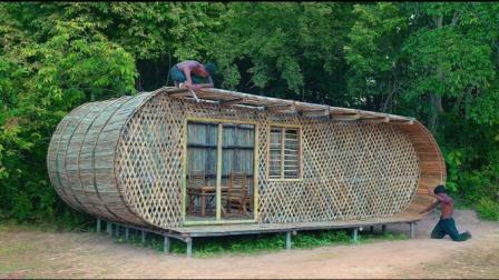 越南兄弟重出江湖,徒手建造精致别院,堪比世外桃源!