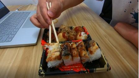 试吃评分超高的鳗鱼饭,网红同款丸子就这?