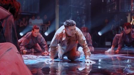 乔治完美演绎《八佰》,演技舞蹈在线real走心