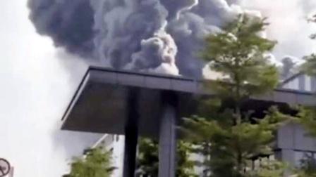 多事之秋?华为的实验室突然着火,网友:有人为纵火还是偶然?
