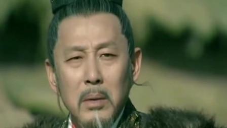 刘邦返乡寻找初恋曹氏,场面直抵人心,让人动容!