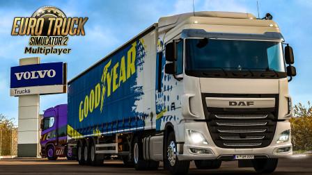 欧洲卡车模拟2:节油小能手 | 2020/09/26直播录像(1/2)