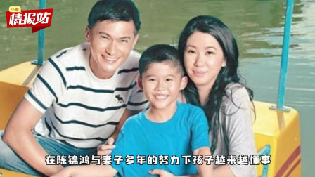 53岁陈锦鸿近照身材消瘦面色蜡黄,曾因儿子患自闭症,当红时退圈