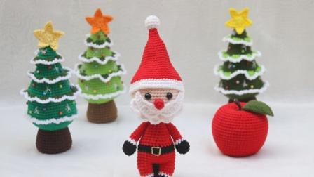 安琪儿手作第89集--圣诞老人 视频教程