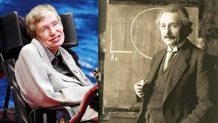 爱因斯坦和霍金同一天出生和离世,专家认为不是巧合,答案没想到