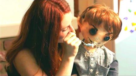 妈妈养了个怪儿子,一出门就会变玩偶,每天陪伴时间还不能超过30分钟!