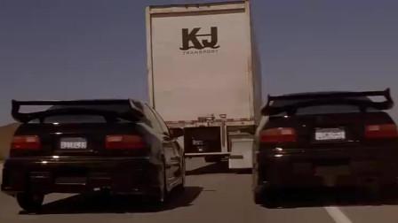 影视:飙车家族头一次任务失败,兄弟冒着生命危险营救
