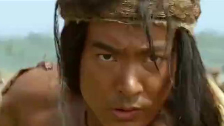 影视:蚩尤绑架了姬地的女人要他投降,俩人之间大战一触即发