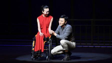 张艺谋一生的痛:奥运彩排意外跌落,致终生残疾的刘岩,现状如何
