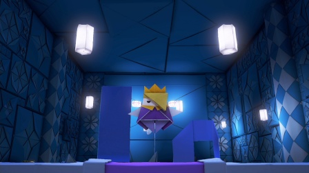 纸片马力欧折纸国王:冲进折纸城堡!