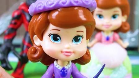 少儿早教益智:白雪公主投票大赛 谁的爱心少就是坏人