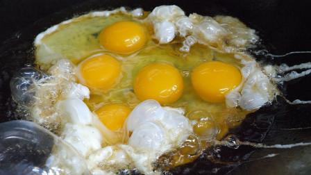 韩式煎蛋炒饭-韩国街边美食小吃