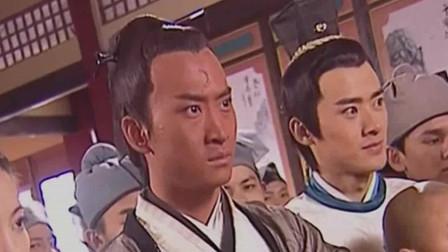 少年包青天:得到八贤王的撑腰,包拯逃过其他考生的诋毁