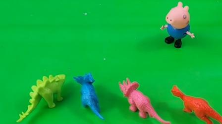 猪奶奶看见家里有好多玩具,就送给人了,原来那是奥特曼的变身器