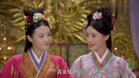 王氏姐妹扮演皇后咒骂卫家,想不到这一切被刘彻撞着了
